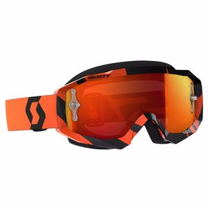 HUSTLE MX - NOIR ORANGE - ECRAN IRIDIUM WORKS -