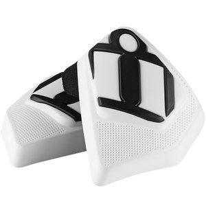 Sliders Icon KNEE PUCK Blanc