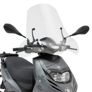 Bulle Givi Haute protection incolore