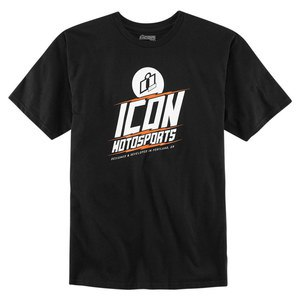 T-shirt manches courtes Icon CHARGED