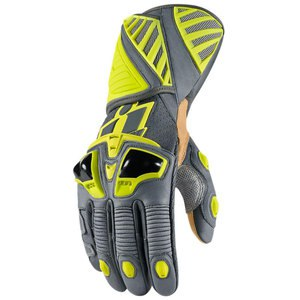 Gants Icon HYPERSPORT PRO LONG High Visibility