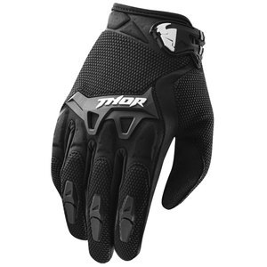 Gants cross Thor SPECTRUM 2017 - NOIR