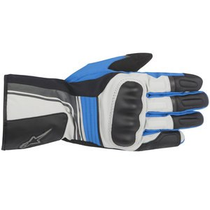 Gants Alpinestars SANTIAGO DRYSTAR Black/Gray/Blue