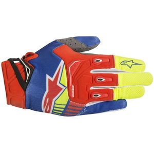 TECHSTAR BLUE RED YELLOW FLUO