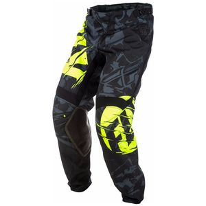 KINETIC OUTLAW - NOIR JAUNE FLUO -