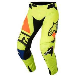 TECHSTAR FACTORY YELLOW FLUO BLUE BLACK ORANGE FLUO