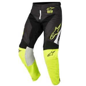 RACER SUPERMATIC BLACK YELLOW FLUO GRAY