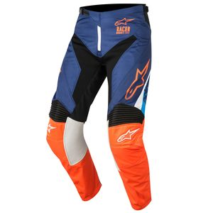 RACER SUPERMATIC DARK BLUE ORANGE FLUO AQUA