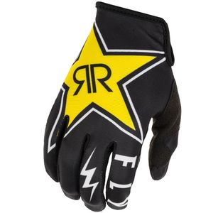 LITE ROCKSTAR BLACK WHITE YELLOW