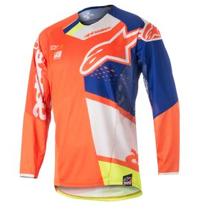 TECHSTAR FACTORY ORANGE FLUO BLUE WHITE YELLOW FLUO