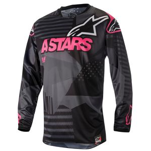 RACER TACTICAL BLACK PINK FLUO