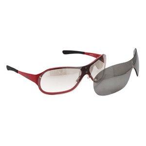 lunettes moto Baruffaldi MAGYR MAGNET ROUGE