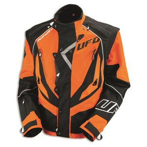 Veste enduro Ufo ENDURO - ORANGE 2016