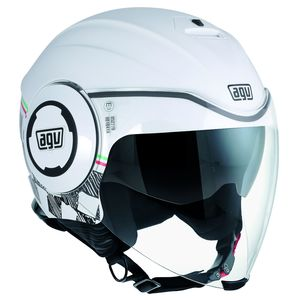 Casque AGV FLUID - GARDA