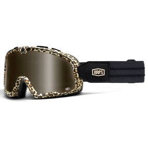 Lunettes moto 100% BARSTOW - CARLTON Leopard