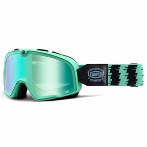 Lunettes moto 100% BARSTOW - ORNEMENTAL CONIFER 16