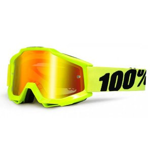 ACCURI JUNIOR - JAUNE FLUO - ECRAN IRIDIUM -