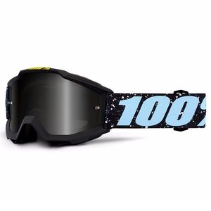 Masque cross 100% ACCURI JUNIOR - MILKYWAY SILVER LENS