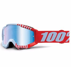 Masque cross 100% ACCURI JUNIOR - CUPCOY BLUE LENS