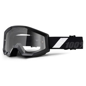 Masque cross 100% STRATA JUNIOR - GOLIATH CLEAR LENS