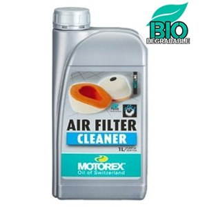 Nettoyant Motorex AIR FILTER CLEANER BIODEGRADABLE 1L