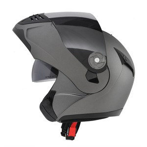 Casque Dexter MR-X V2 - GUNMETAL