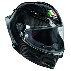 PISTA GP R - GLOSSY CARBON