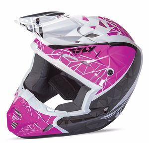 KINETIC CRUX - ROSE NOIR BLANC -