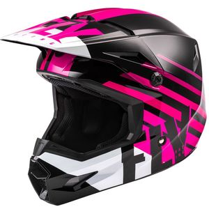KINETIC THRIVE PINK BLACK WHITE