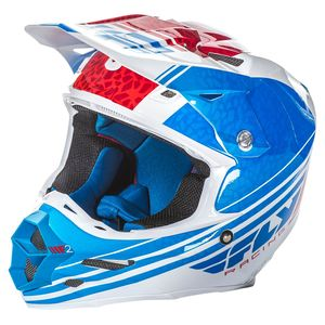 F2 CARBON ANIMAL - BLEU BLANC ROUGE -