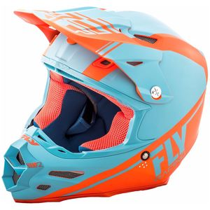 F2 CARBON REWIRE - ORANGE BLEU -