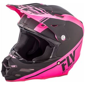 F2 CARBON REWIRE - NOIR ROSE -