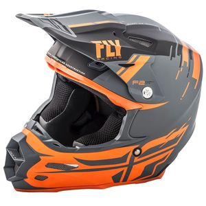 F2 CARBON MIPS FORGE- NOIR ORANGE CHARBON -