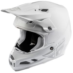 F2 CARBON MIPS - SOLID - WHITE