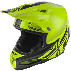 F2 CARBON MIPS - SHIELD - HI-VIS BLACK