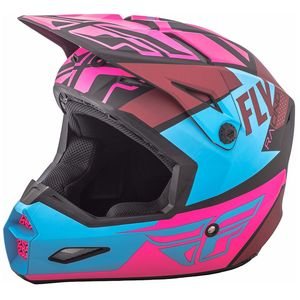 ELITE GUILD - MATTE NEON PINK BLUE BLACK