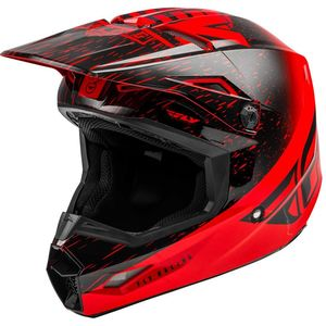 KINETIC K120 RED BLACK