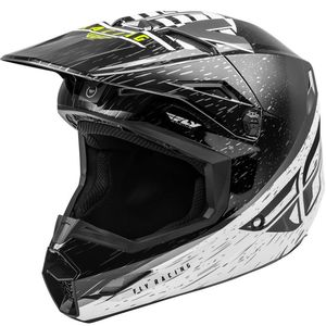KINETIC K120 BLACK WHITE HI-VIS
