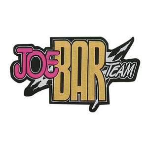 Autocollant Joe Bar Team BADGE BRODE 26 CM
