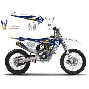 Husqvarna Replica Ricci racing