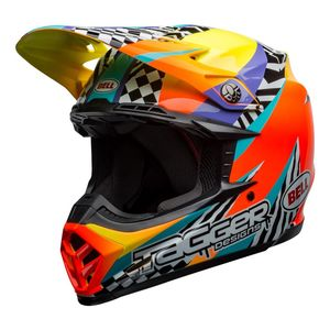 MOTO-9 MIPS Tagger Breakout Orange/Yellow
