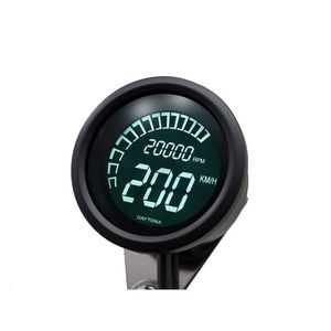 Compteur Digital Daytona velona (vitesse et régime)