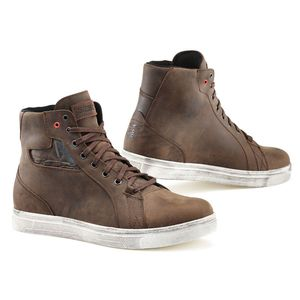 STREET ACE DAKAR BROWN WATERPROOF