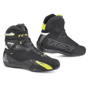 RUSH NOIR/JAUNE FLUO WATERPROOF