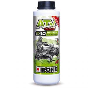 Huile moteur Ipone ATV QUAD 4000 - QUAD - 5W40 - 1 LITRE