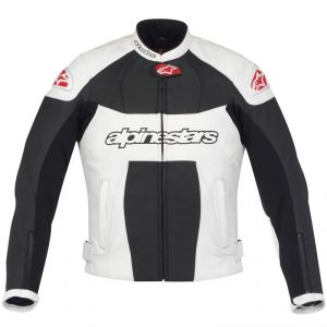 Blouson Alpinestars STELLA GP PLUS LEATHER JACKET