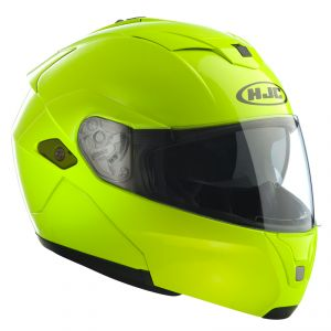 Casque Hjc SY-MAX III FLUO