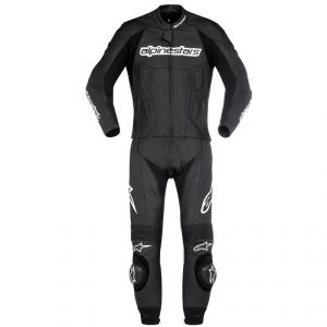 Combinaison Alpinestars CARVER 2PIECES LEATHER SUIT