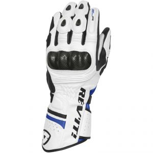 Gants Rev it SLR Blanc/Bleu
