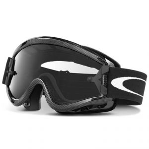 Masque cross Oakley L FRAME MX CARBON FIBER